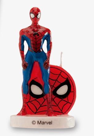 spiderman candela