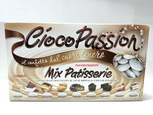 Chocopassion Mix Patisserie  € 12,00