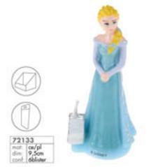 candela 3D Principessa Elsa di FROZEN € 7,50
