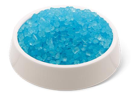 cristalli di zucchero azzurri confezione da 500g