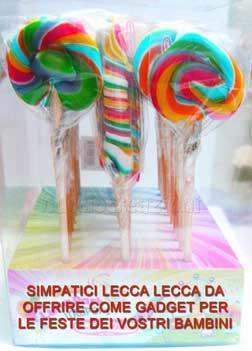 lecca lecca arcobaleno piccoli € 1,20