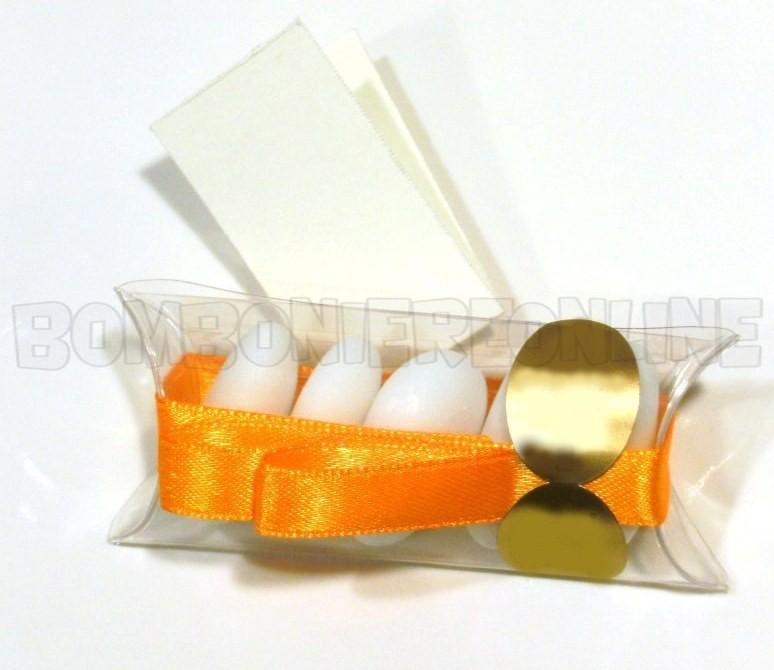 scatolina busta in acetato trasparente 7,5 x 3,2h.1,8  N°37