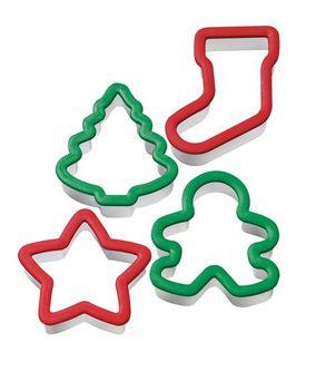 cutter natalizi taglia biscotti