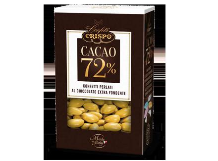 confetti al cioccolato extra fondenti  perlati oro 500g € 6,50