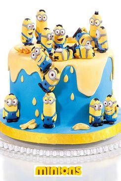 minions torta