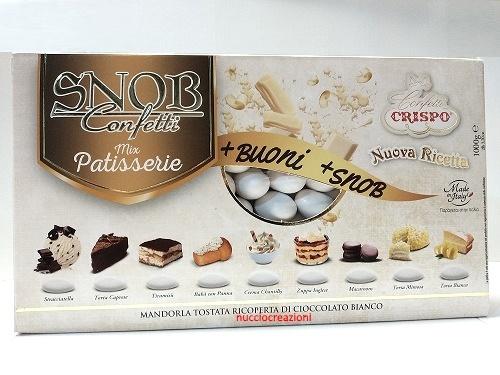 Snob Mix Patisserie 9 gusti di torte € 17,00
