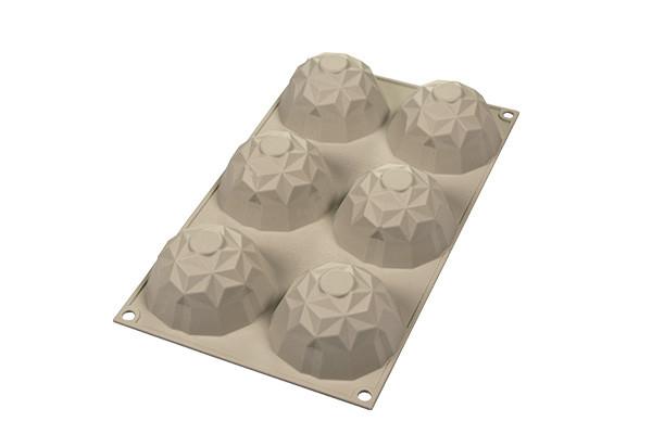 Mini Gemma 180mm x 340mm x 43mm, Ø68 6 cavità