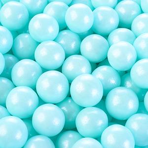 perle d.0,09 cm azzurre
