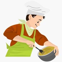 料理 x 学習塾