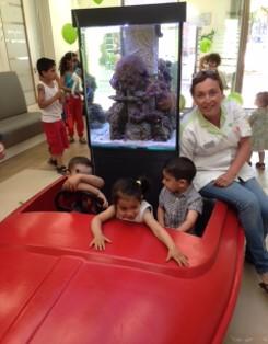 JTV mondzorg voor kids locatie Rusthoflaan speelhoekje