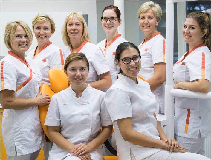 Team Lieve Tandarts dependance van de lieve tandarts in Oosterhesselen