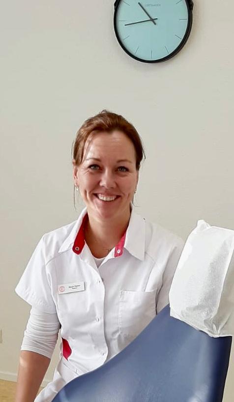 Marije - tandarts