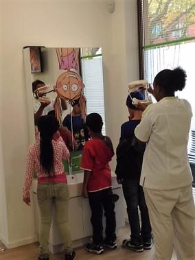 JTV mondzorg voor kids locatie Rusthoflaan 2