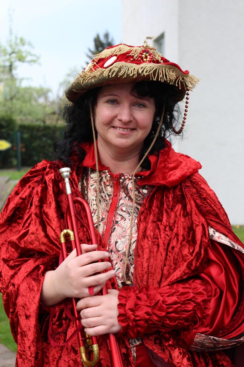 Goszczak, Doreen - Trompete