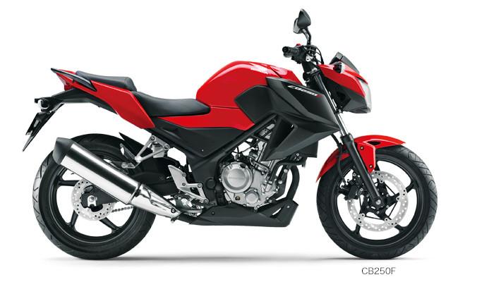 250cc B : HONDA  CB250F
