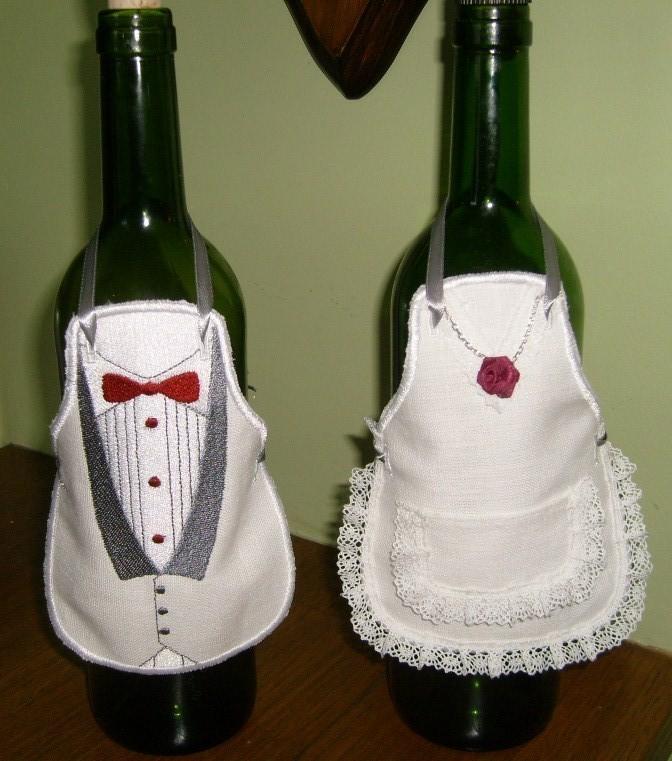 tabliers bouteille annie cr ation couture et linge de. Black Bedroom Furniture Sets. Home Design Ideas