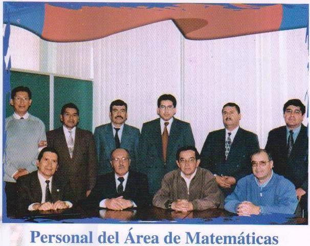 Area de Matemáticas Col. Benalcazar 2005