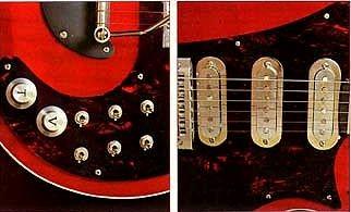 ブライアン・メイ レッドスペシャル レプリカ・コピーモデル Brian May, RedSpecial,自作・改造・製作,Greco, BM-900