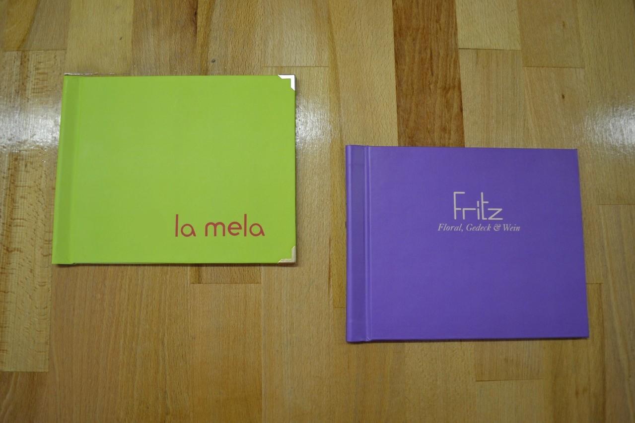 Klemmkarten klein, Klemmkarten A5 Format