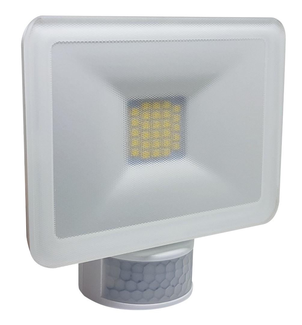 LED - Leuchte - 1SP SPF10WB in weiss - 1SP SPF10WN in schwarz