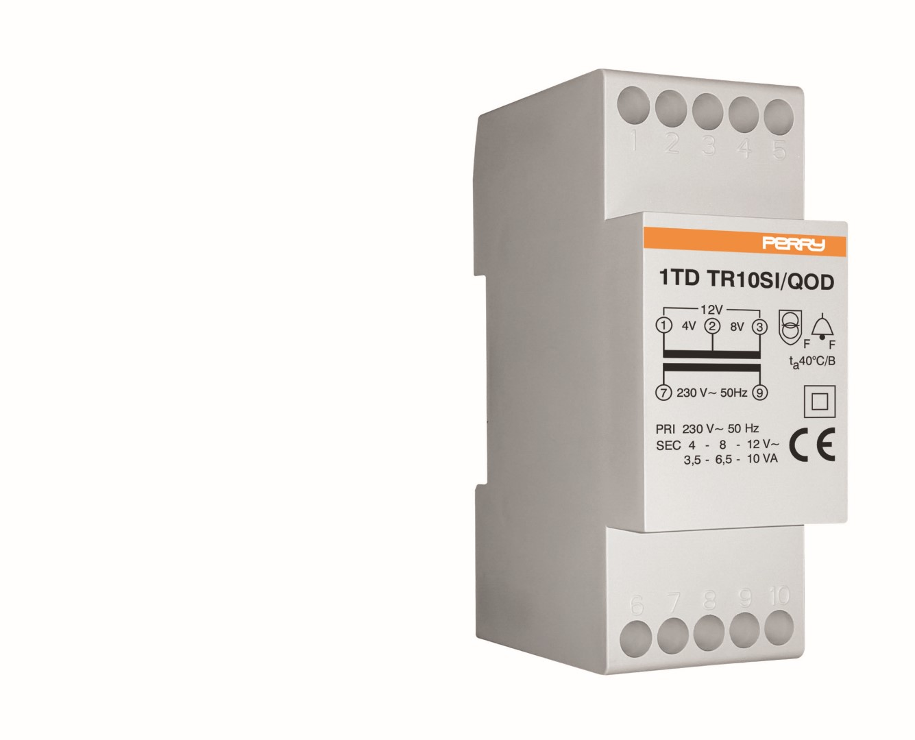 Periodisch / andauernd arbeitende Transformatoren - 1TD TR10SI/QOD