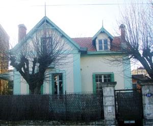 Villa Brunelli - Groupe des Cinq