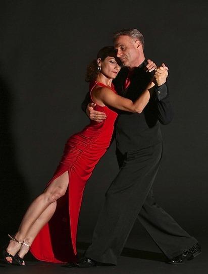 """Philip Banyer: «Tanzen ist meine Leidenschaft und mein Beruf"""". Bild: www.tangoclub.ch"""