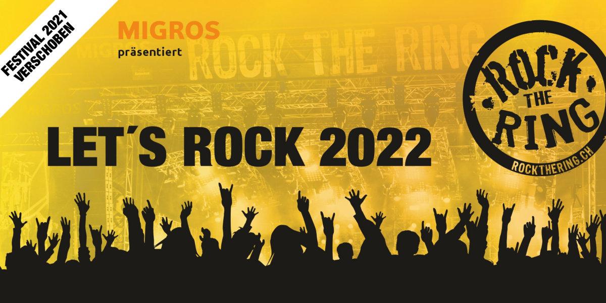 Rock the Ring in Hinwil um ein weiteres Jahr verschoben