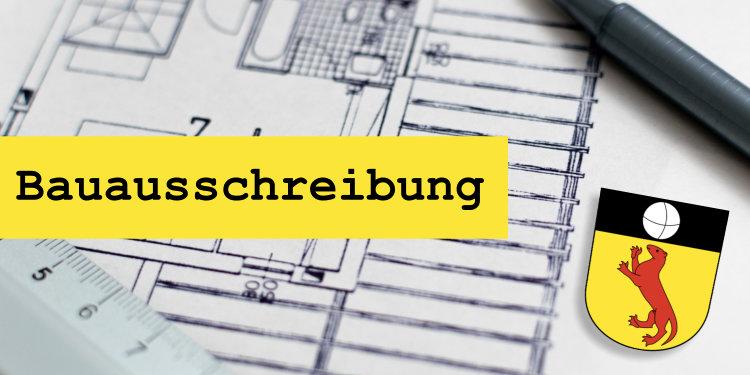 Neue Bauausschreibung in Gossau ZH