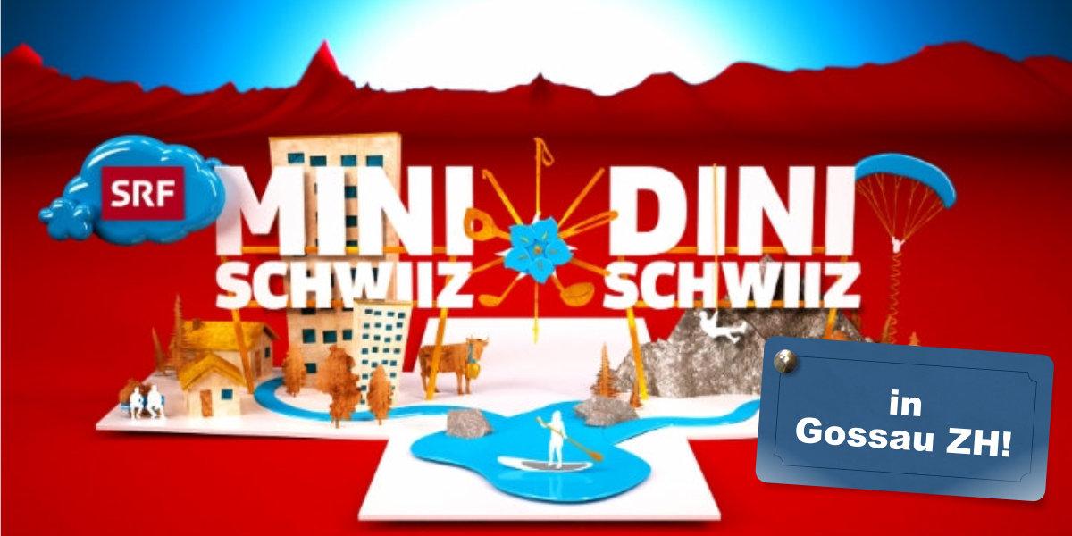 «Mini Schwiiz, dini Schwiiz» zu Besuch in Gossau ZH