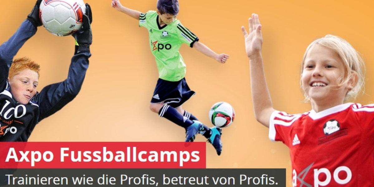 Gossau ZH: Axpo Fussballcamp 2021 soll stattfinden