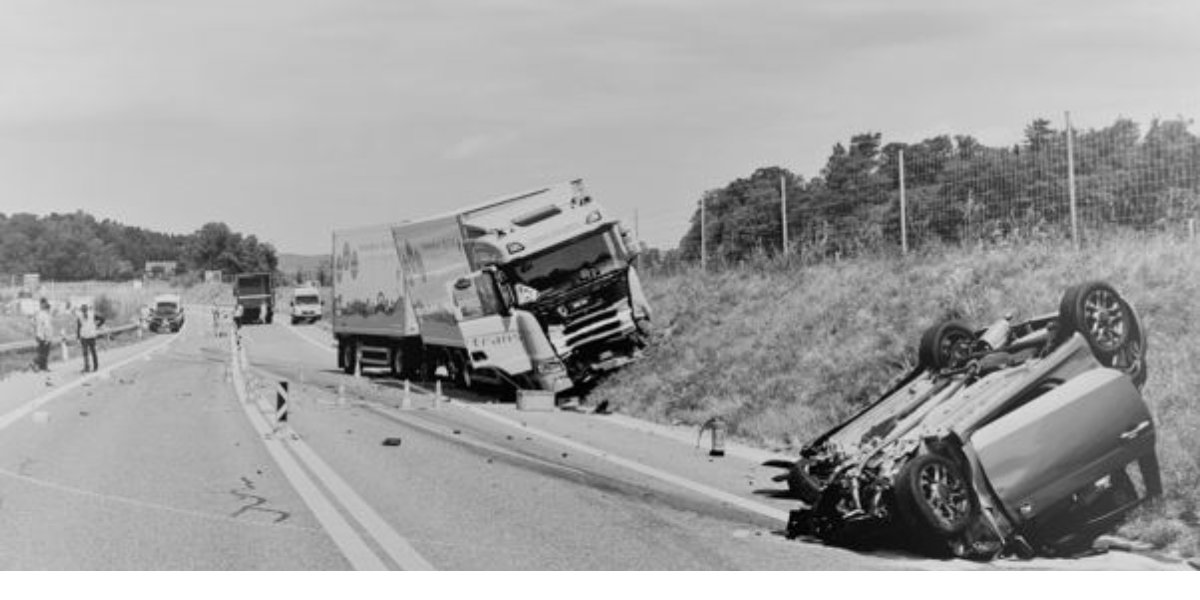 Kanton Zürich: 7% weniger Verkehrsunfälle als im Vorjahr
