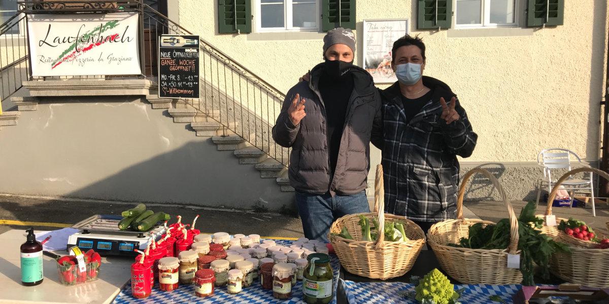 Da Graziano: Italienischer Wochenmarkt in Gossau ZH