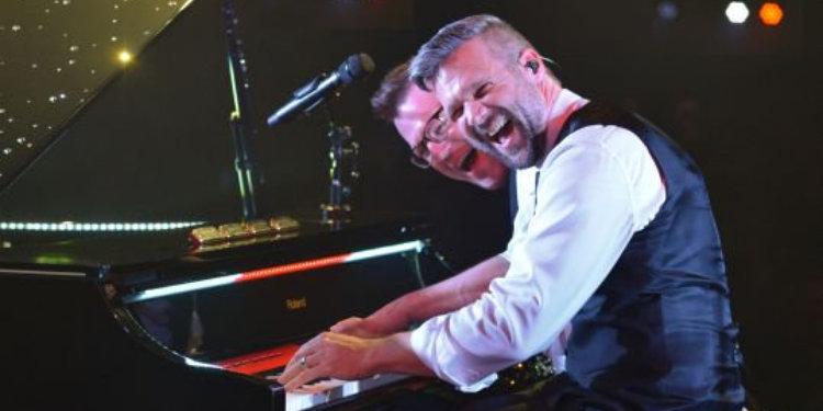 Musikschule Zürcher Oberland bietet Klavierimprovisationen mit Chris & Mike