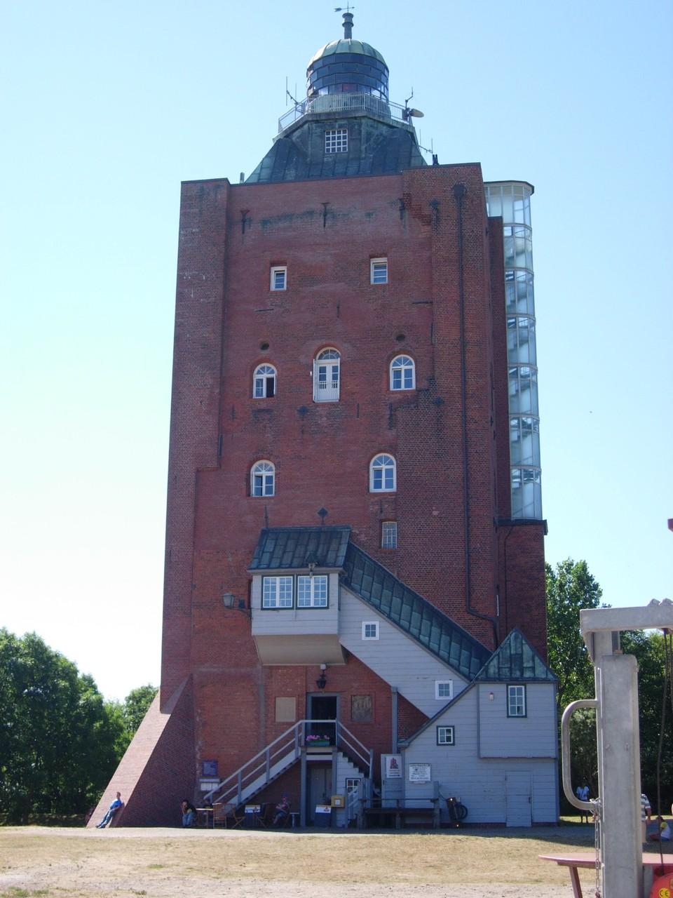 Neuwerker Leuchtturm