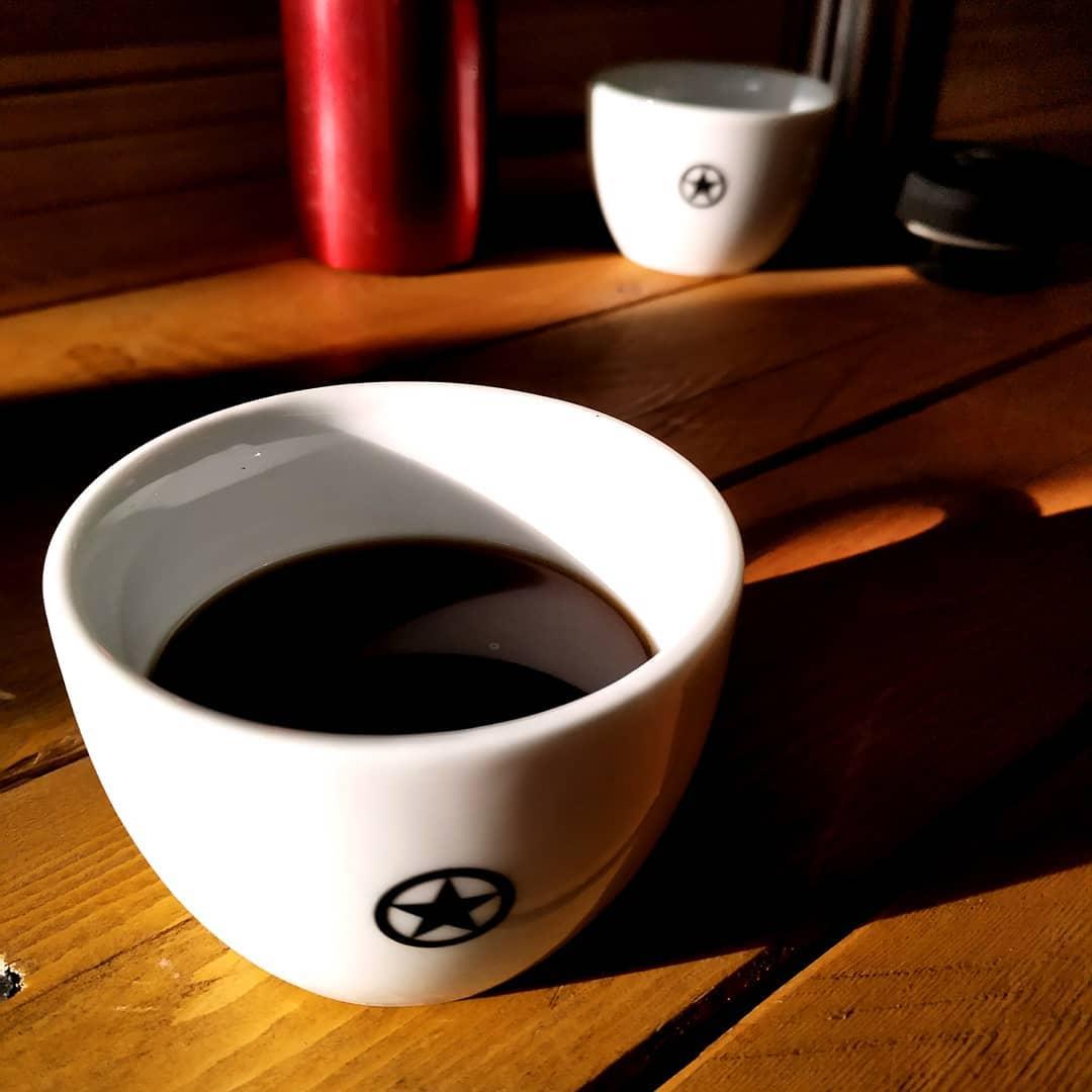 Café Americano ist der bessere Café Crème