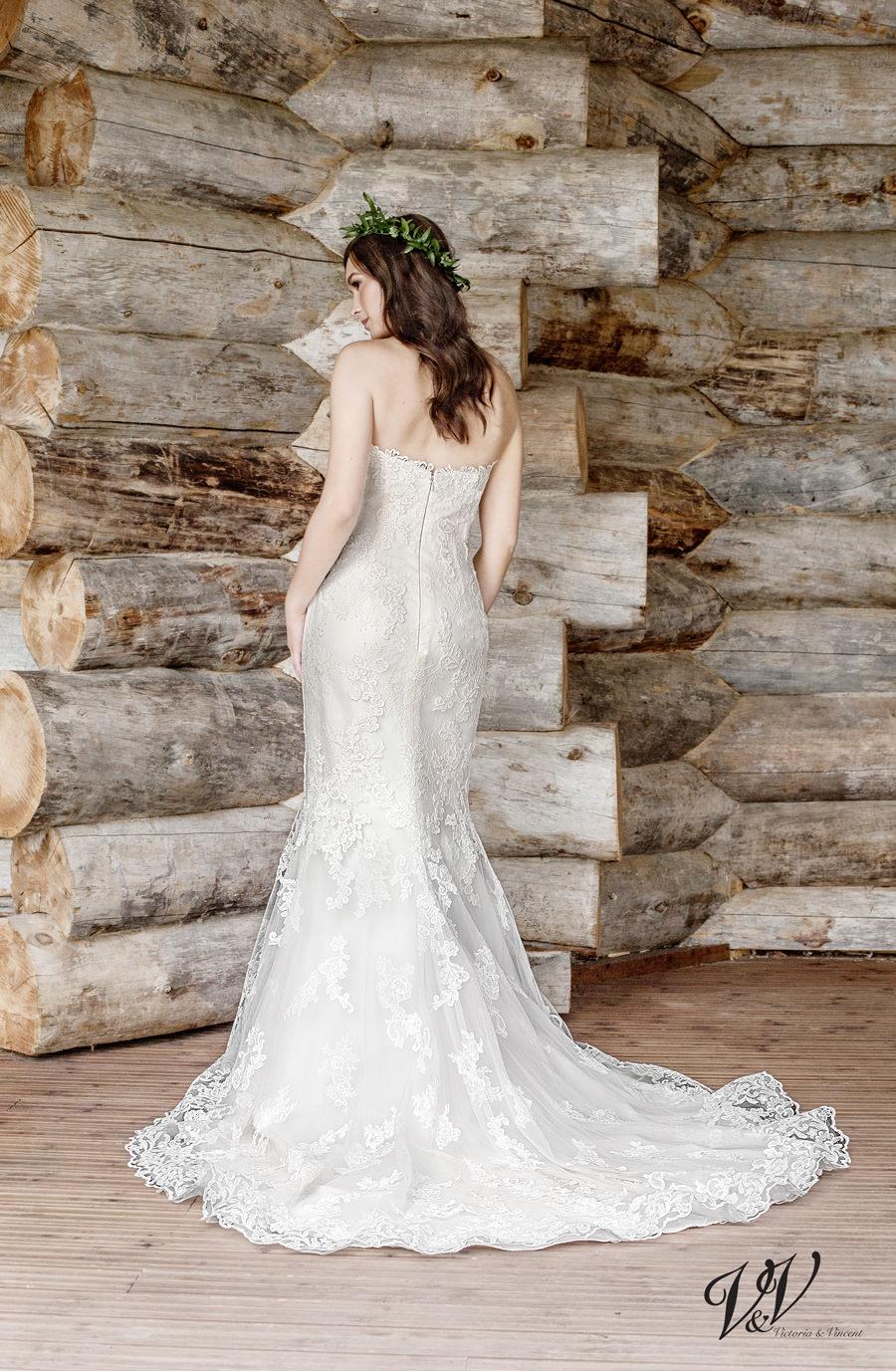 besten Brautkleider München Empfehlung Victoria und Vincent myLovely Spitze Designer günstig Qualität