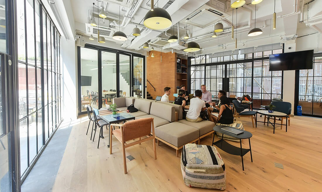 Flex/ Shared Office +