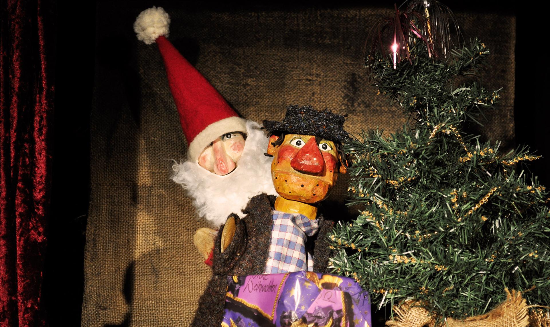 O Tannenbaum – Weihnachten bei Kasper und Gretel