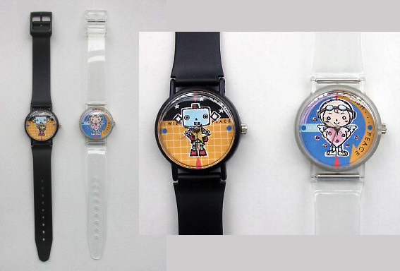 2002年頃 腕時計