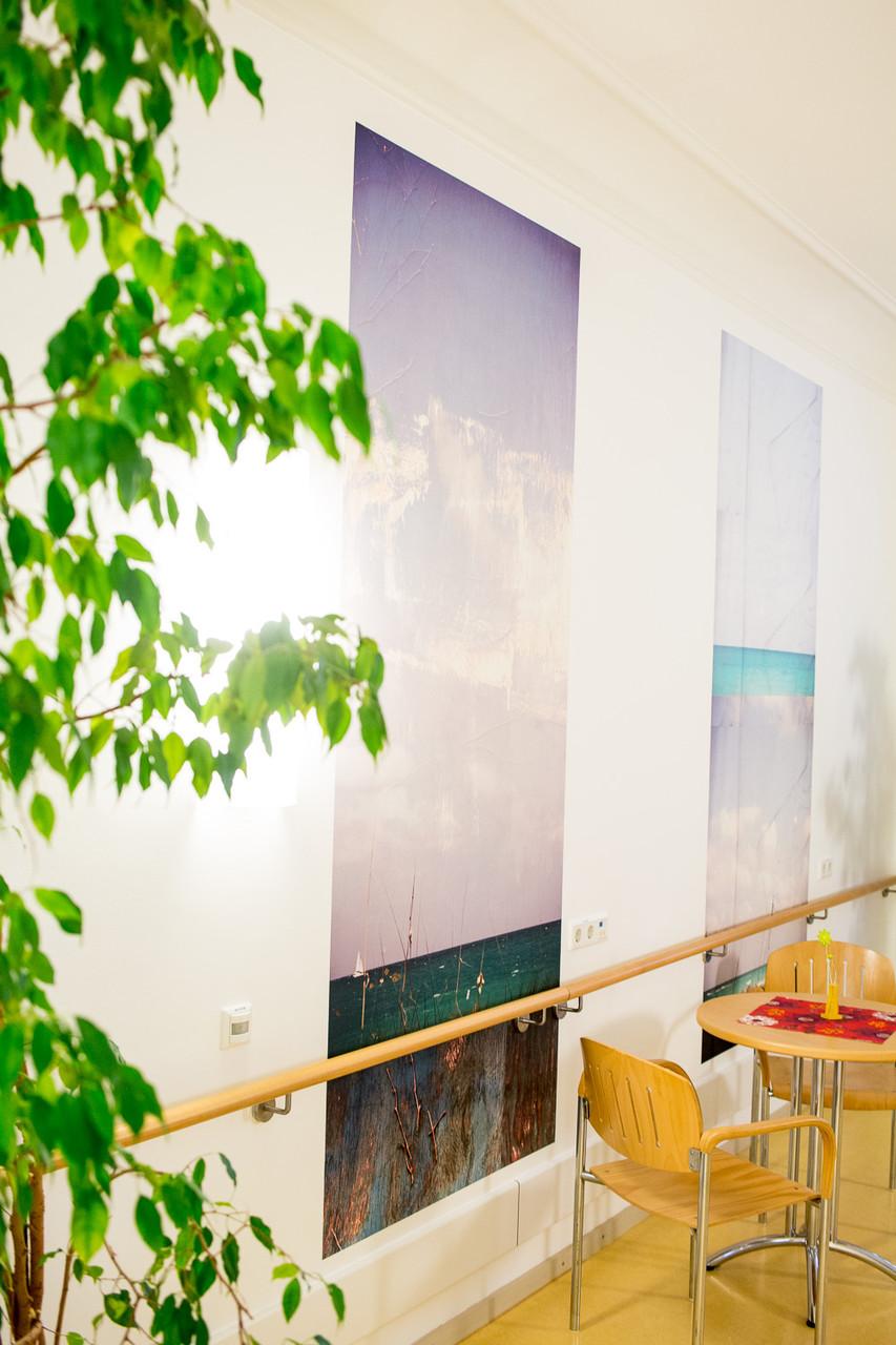 Foto: Jonas Gehrling  - Kunstwerk: Julia Blaukopf