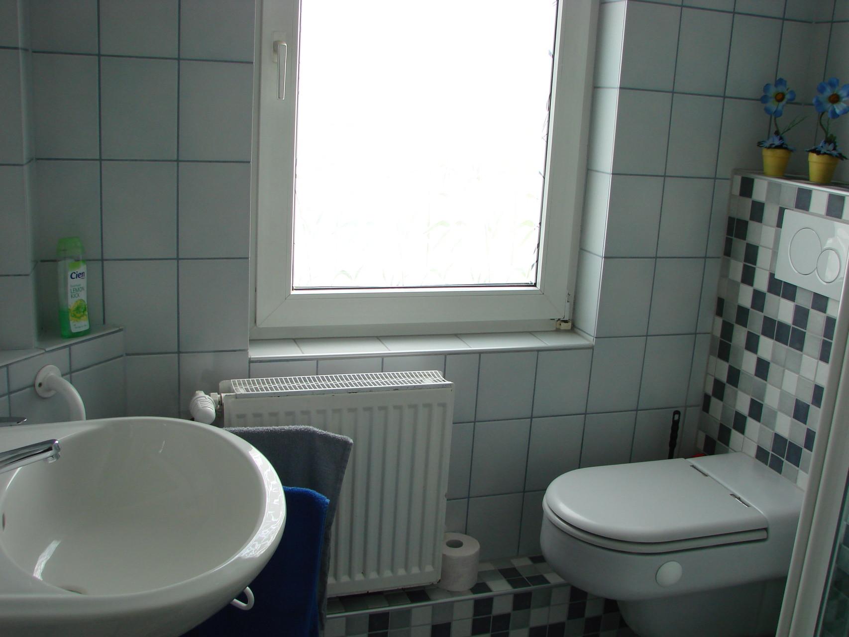 Bad mit Tageslicht