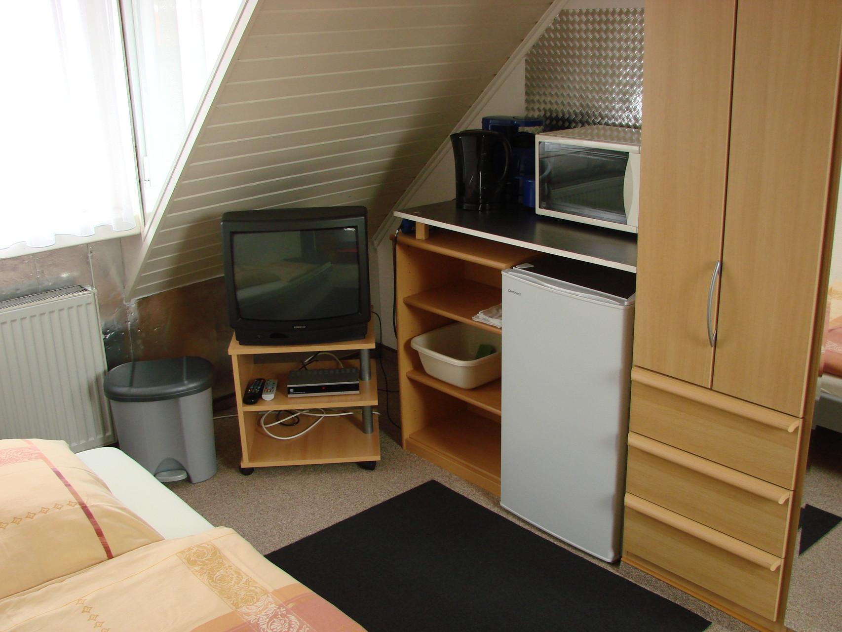 Alle Zimmer mit Kühlschrank