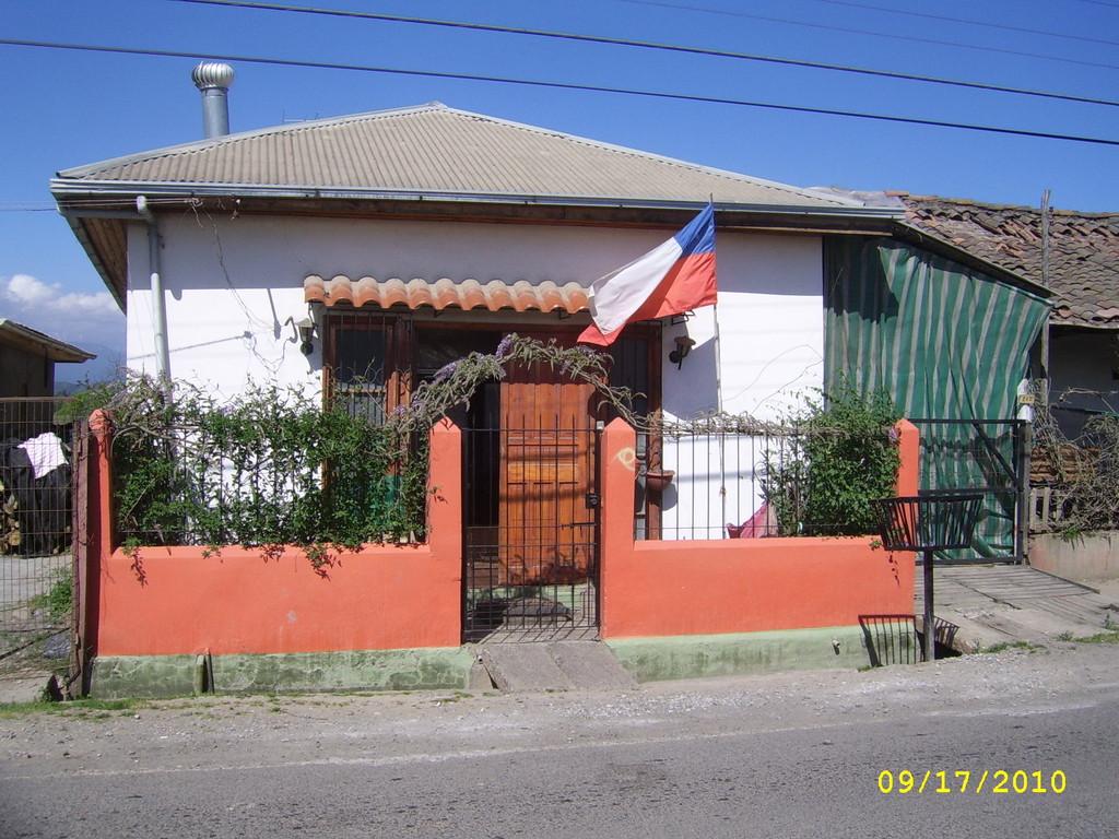 Casa Familia Jorquera Arias - Ex-Restaurant
