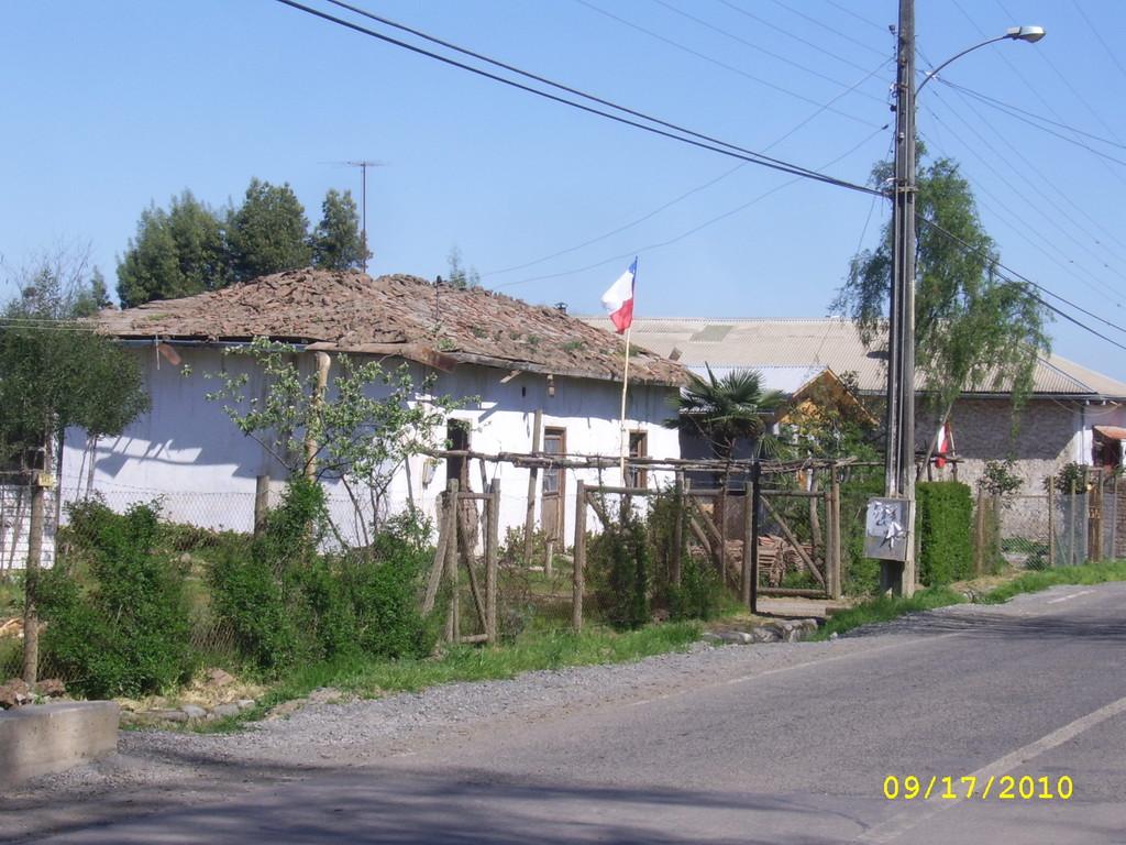 Casa Familia Flores Sepúlveda