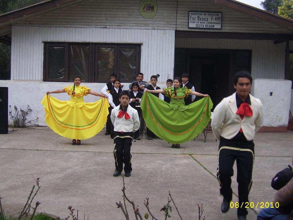 Conjunto Folclórico Escolar Escuela F-449 Peor Es Nada