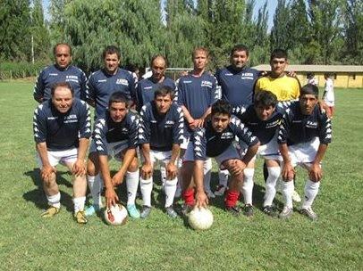 La Platina FC,Viejos Crack  Año 2014