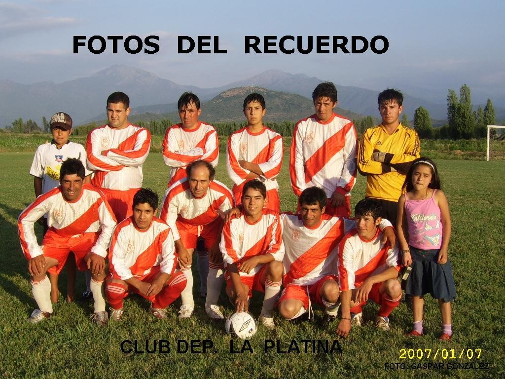 "Serie de Honor ""Club Deportivo La Platina"""