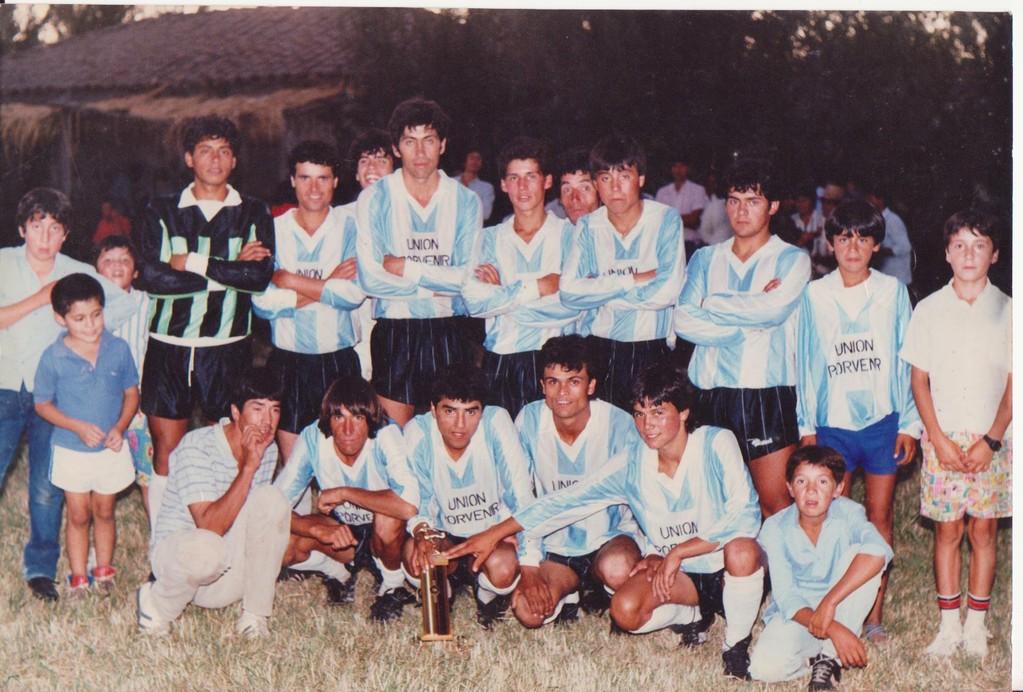 "Club Deportivo ""Unión Porvenir"""