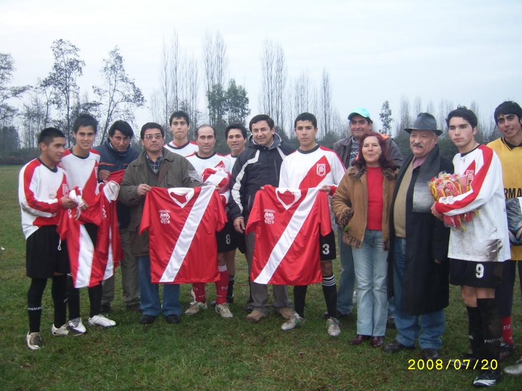 Ceromonia Club Deportivo La Platina